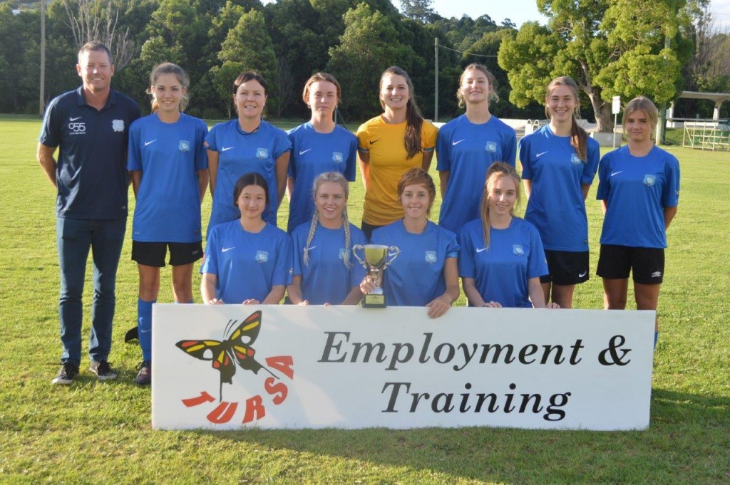 Bangalow were crowned the 2015 Female SYL Champions.
