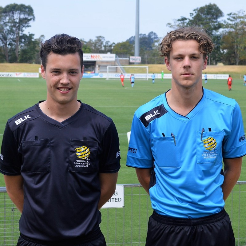Local Match Officials Attend Boys National Championships